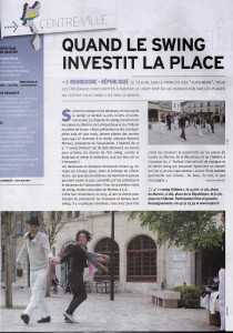 article I swing orleans