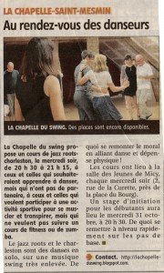 article rep cours charleston