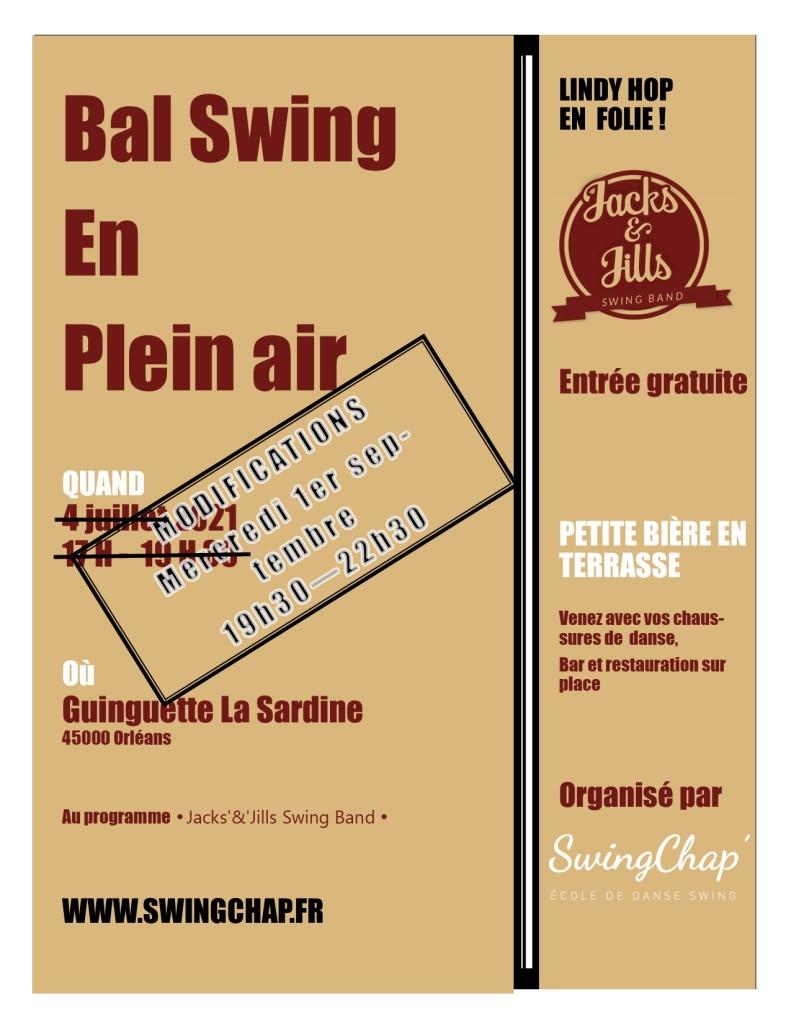 bal swing à la guinguette