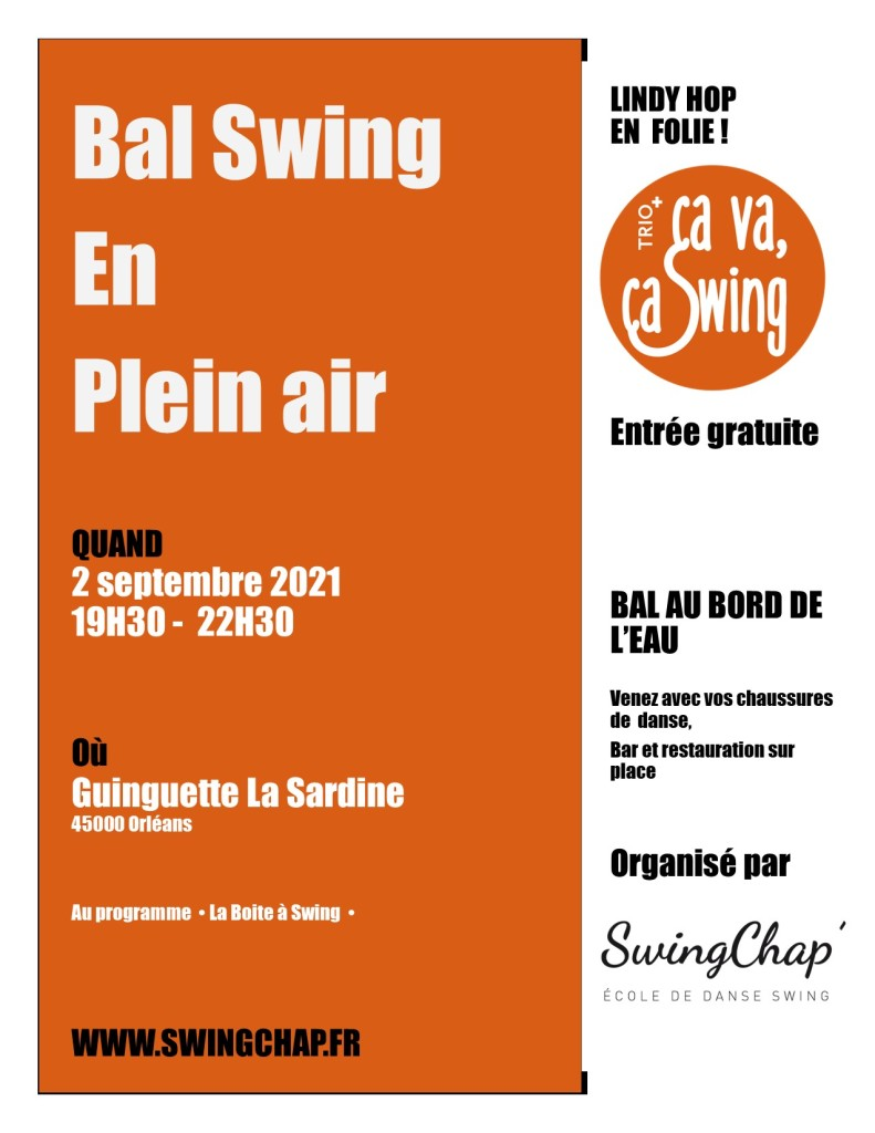 bal swingguinguette boite a swing